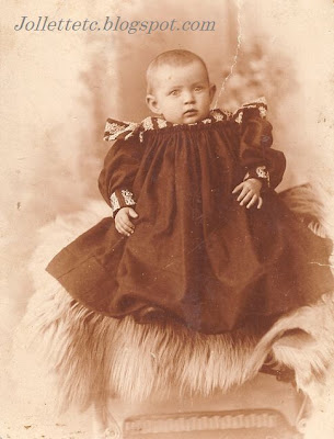 Unknown Baby Killeen possible son of John Joseph and Mary Theresa Sheehan Killeen