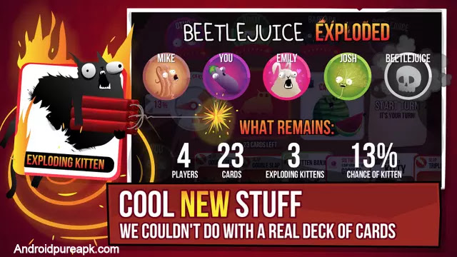 Exploding Kittens® - Official Apk