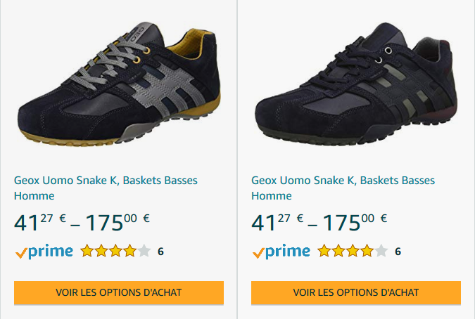 Chaussures Geox hommes pas cher 2019