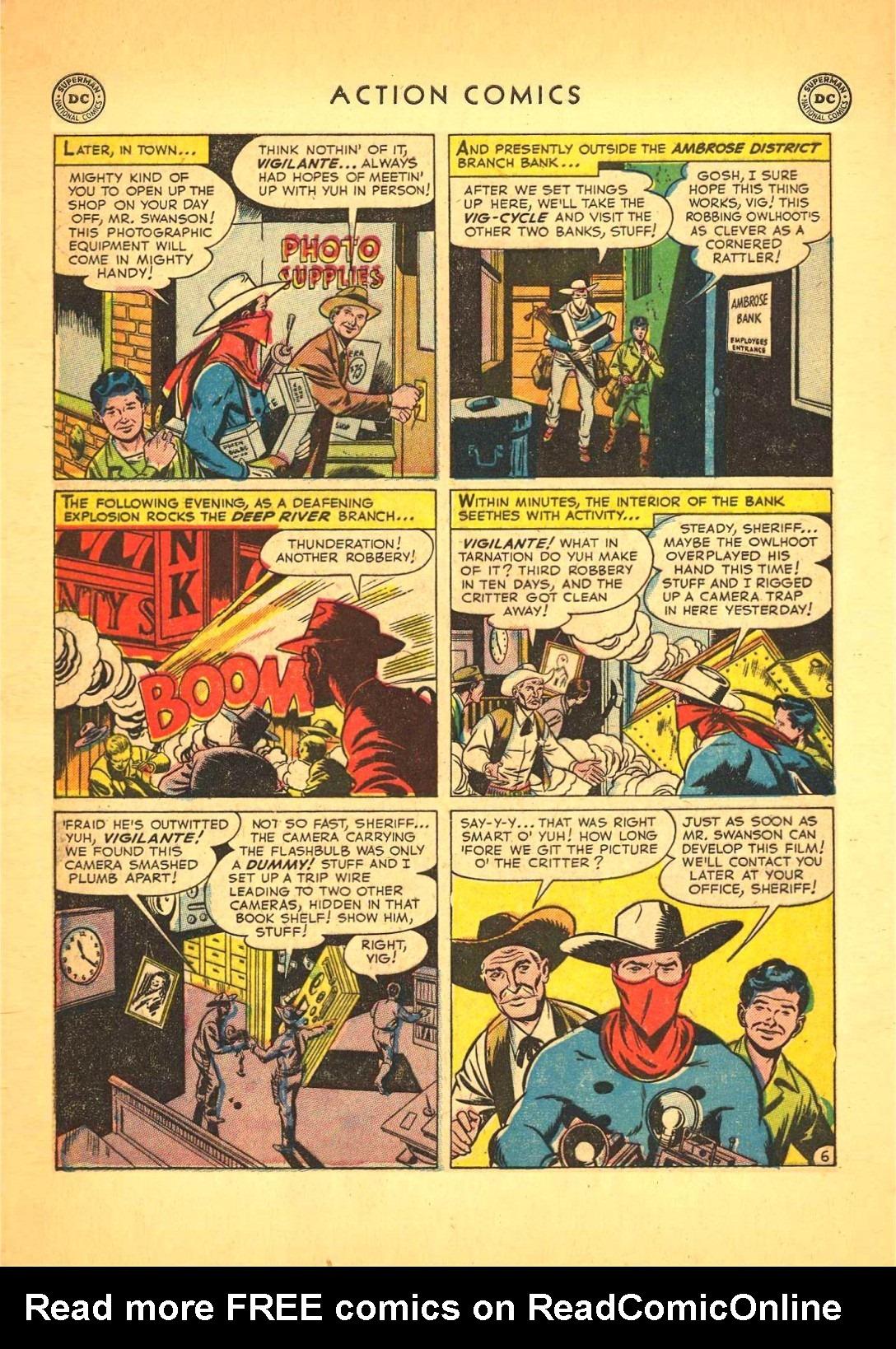 Action Comics (1938) 166 Page 36