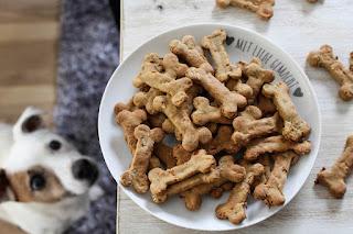 Algunas sugerencias para convites saludables para perros