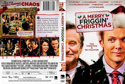 Filme A Merry Friggin Christmas DVD Capa