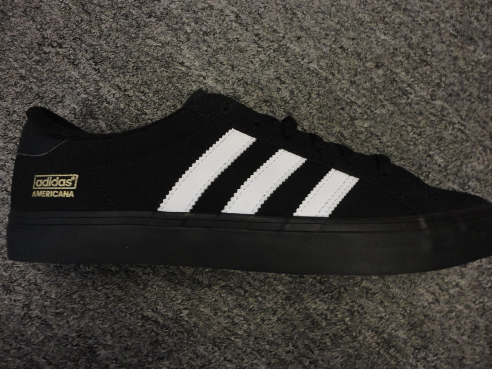 4ebb73dd8a6060 More new shoes from Adidas including the Americana Vin and Busenitz Vulc!
