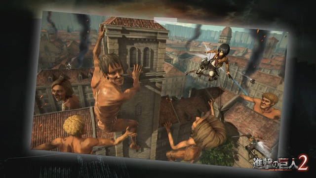 Attack On Titan 2 juego