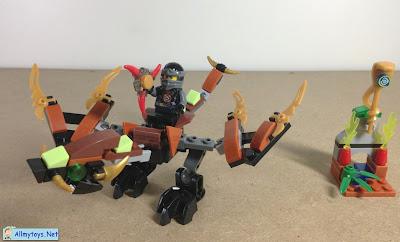 Ninjago Master Of Spinjitzu Lele