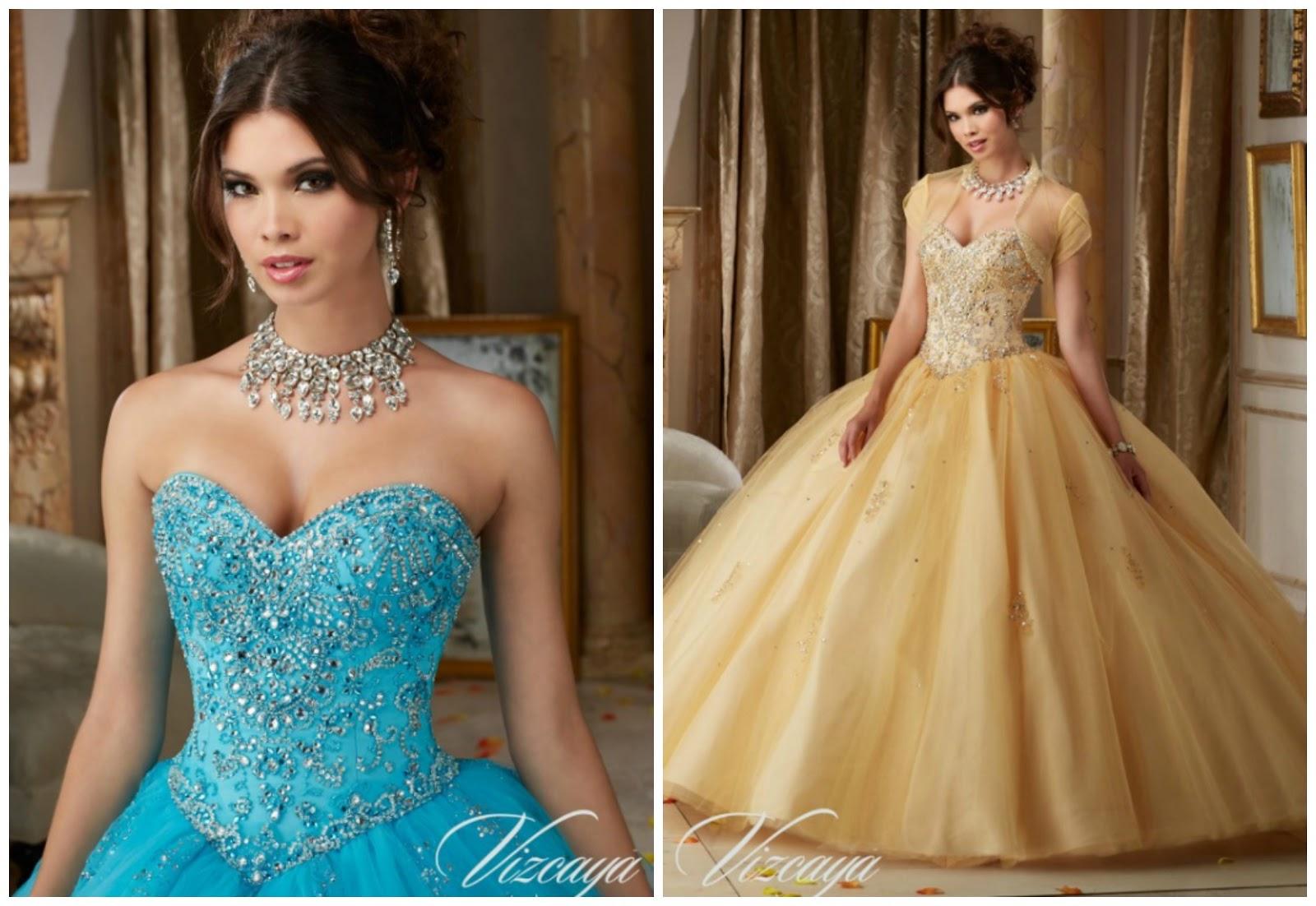 Sweet 15 Dresses Aqua gallery