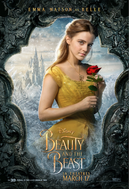 Beauty and the Beast Printable, Disney, Emma Watson, review