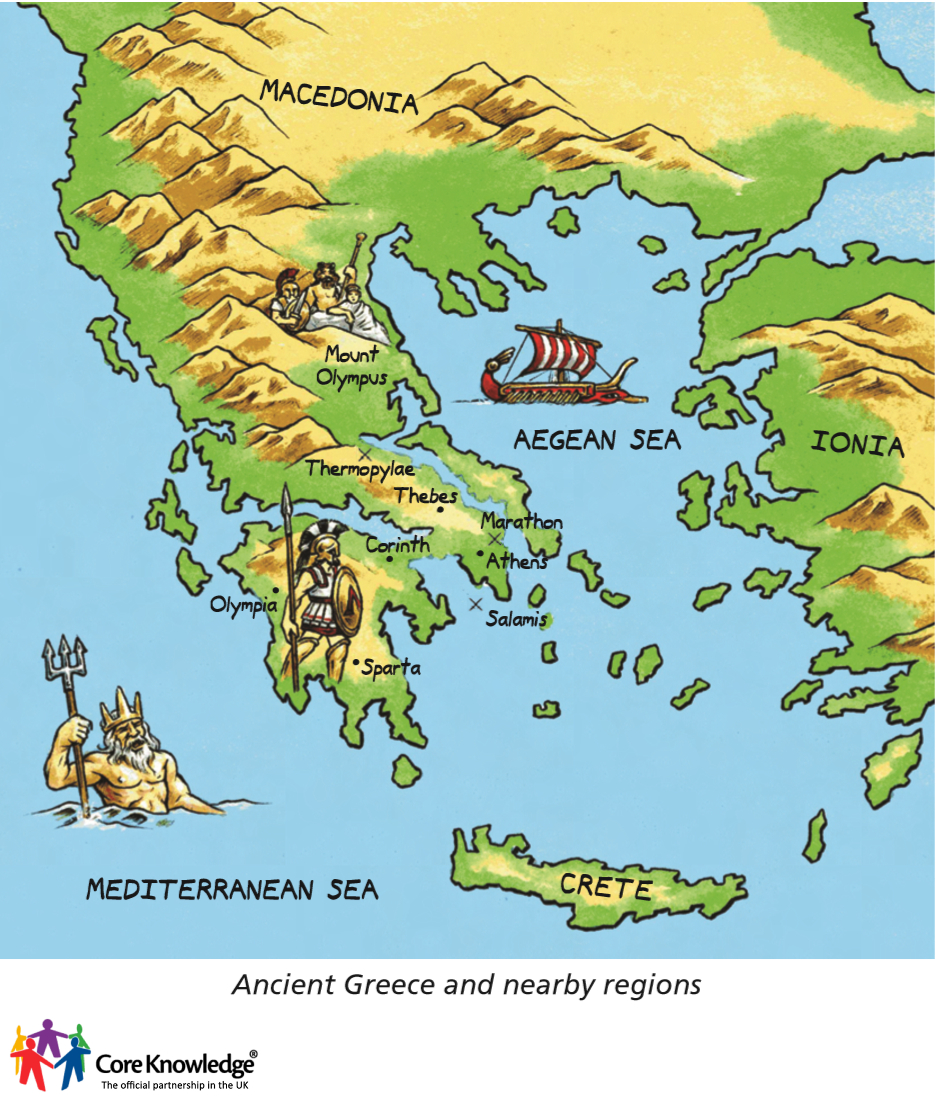 ancient greece and ancient rome Geography (ancient rome)the geography of rome was very helpful to those living in the ancient city the hills and mountains surrounding the city made it.