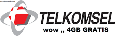 Cara Daftar Paket Internet Telkomsel 4GB Gratis 2017