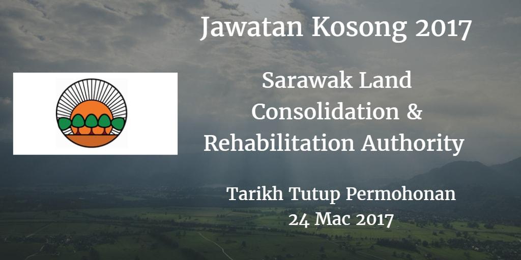 Jawatan Kosong SALCRA 24 Mac 2017