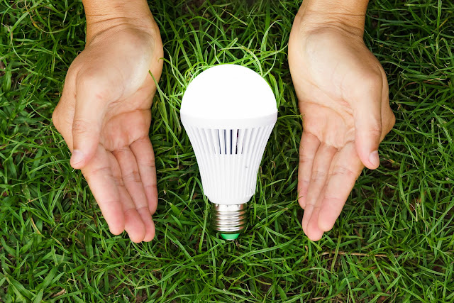 LEDs lower energy use in all kinds of applications.