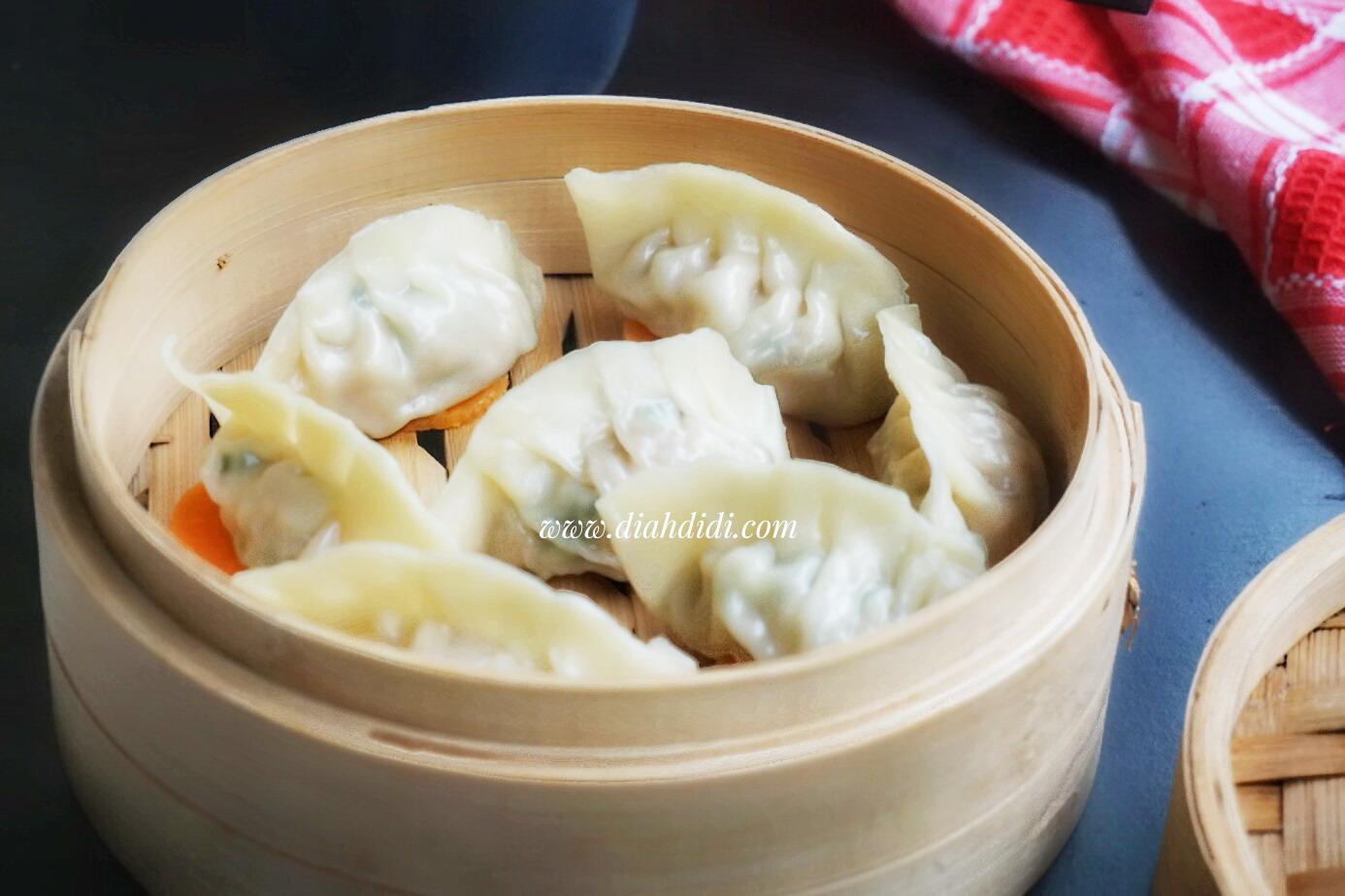 Korean Dumpling ( Mandu )