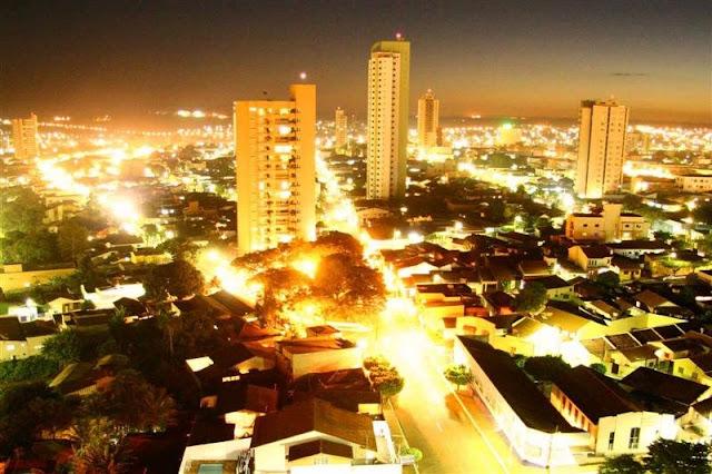 Rio Verde é a décima maior cidade do Centro Oeste do Brasil em 2016