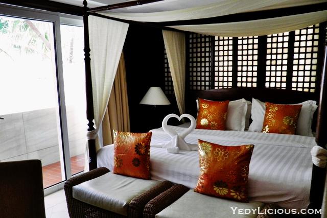 Ambassador Suite at Boracay Mandarin Island Hotel