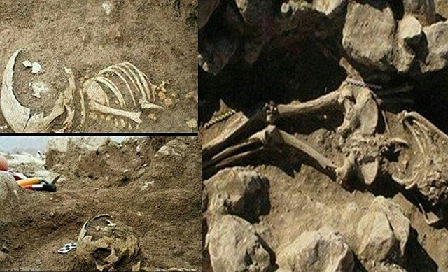Remains of 'Giant' Discovered Near Ancient Treasure Trove in Iran  Giants%2Bhuman%2Bgiants%2Bancient%2Bhistory%2Bcivilization