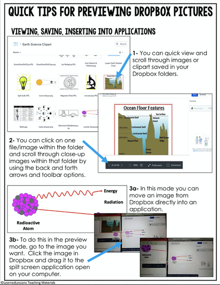 Dropbox For Tpt Buyers And Sellers Tips Instructions Teacher Pd