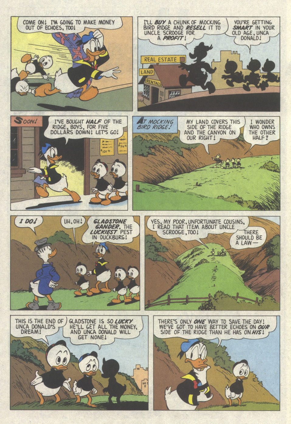 Walt Disney's Donald Duck (1952) issue 305 - Page 4