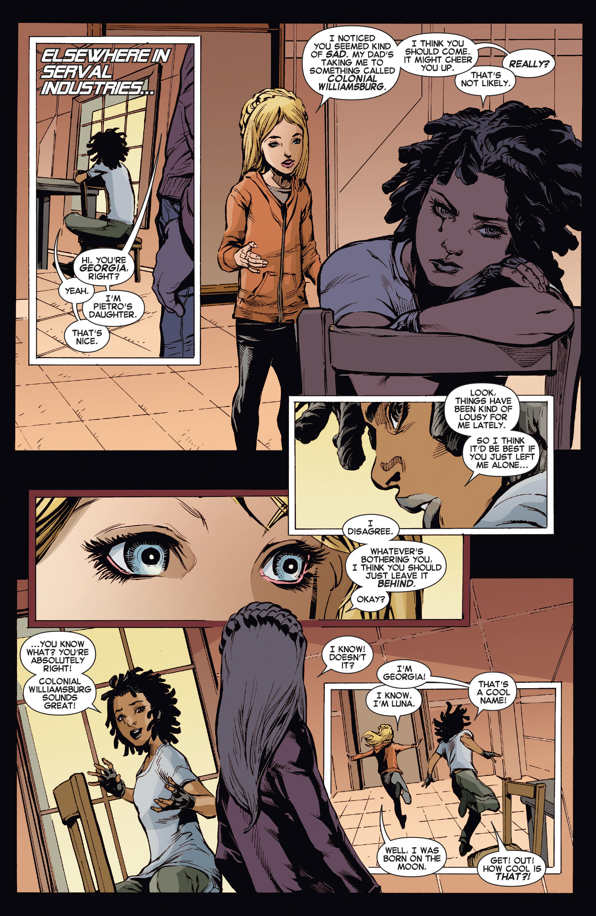 Read online All-New X-Factor comic -  Issue #13 - 6