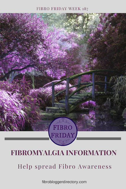 Fibro Friday week 187