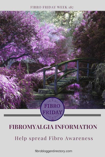 Fibro Friday week 187