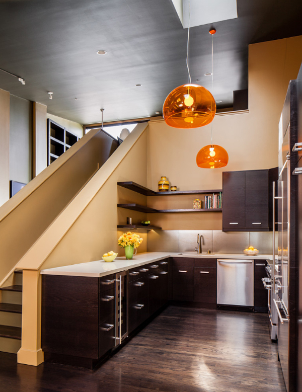 17 small under stairs kitchen design ideas  decor units