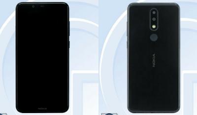 Nokia 5.1 Plus Listed On Teena | Processor| Camera| Battery | Display - Nokia X5