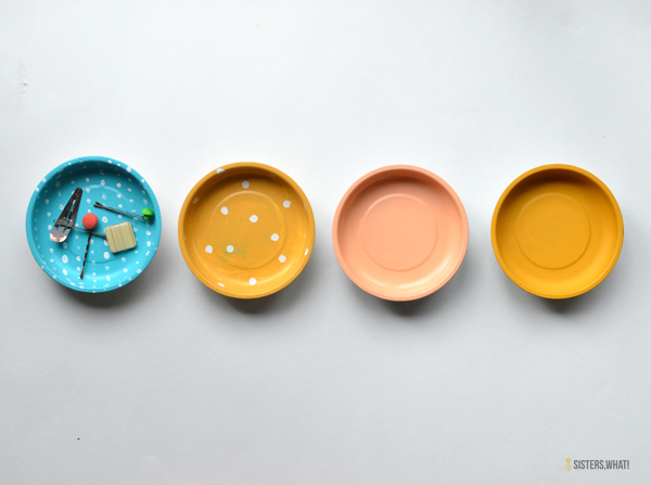Magnetic Painted Bowls