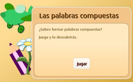 Resultado de imagen de PALABRAS COMPUESTAS ANAYA