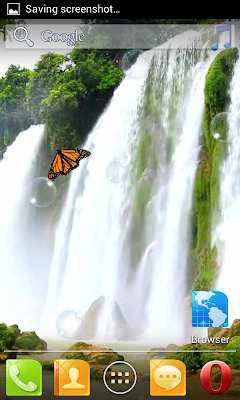 Waterfall Free Live Wallpaper App For Android
