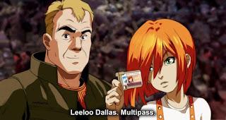 The Fifth Element im Anime Style von Ahriman   Es schreit förmlich nach einer cineastischen Umsetzung