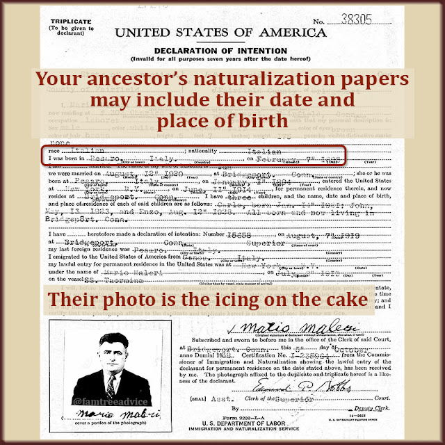 Finding the right document can unlock your ancestor's past.