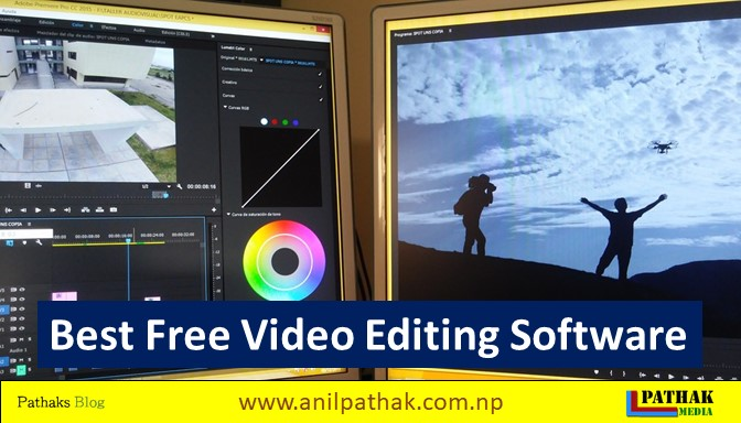 Best Free Video Editing Software For PC 2020 - no watermark [Download]