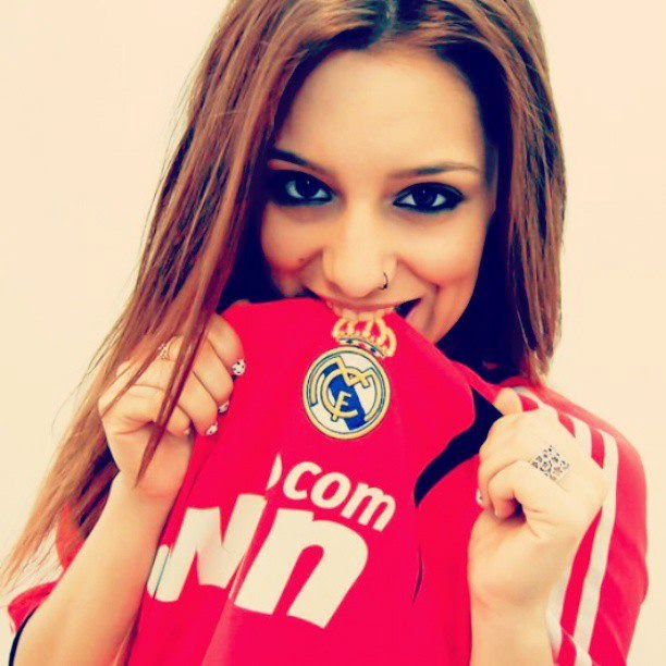 cheap for discount 233bf 623bb Football Club Babes - Real Madrid Edition (Gallery) | FOOTY FAIR