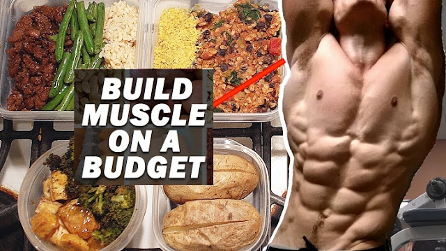 Top Cheap BODYBUILDING Foods To Build Muscle ON a BUDGET