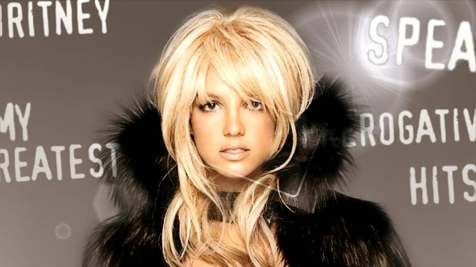 Britney Spears - Greatest Hits (Petyasb Mixshow Part 1 & 2)