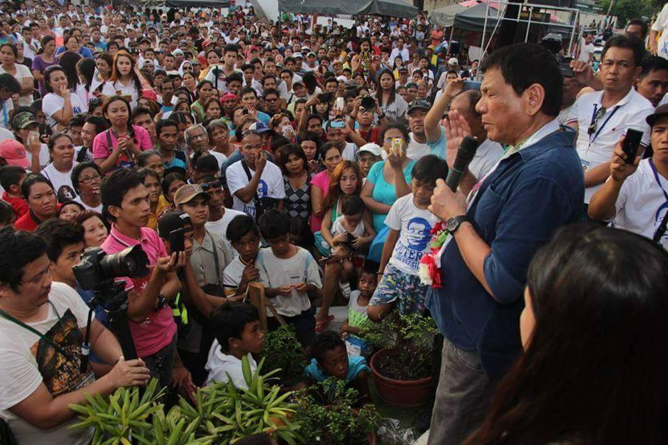 Duterte for President