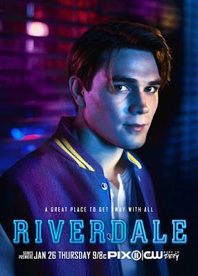 Riverdale K.J. Apa Poster (35)