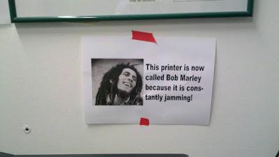 Office machinery nomenclature