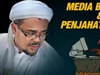 Habib Rizieq Bongkar Penjahat Medsos yang Kerap Sudutkan Islam