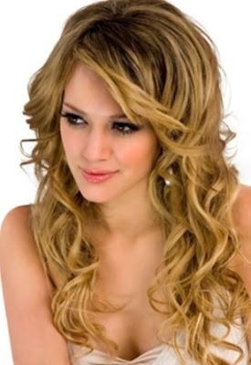Rambut Keriting Pilihan