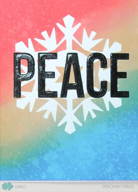 Peace - photo by Deborah Frings - Deborah's Gems