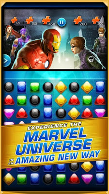 Marvel Puzzle Quest: Dark Reign for Android, iPad and iPhone