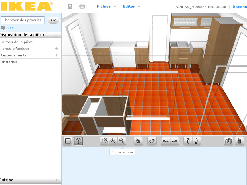 Программа для дизайна интерьера ikea home planner ...
