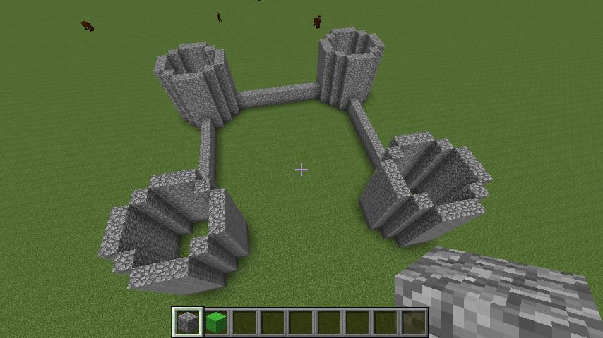 Magnifiek Parkkyra - Minecraft: Stap voor stap maken l Minecraft kasteel #OC57