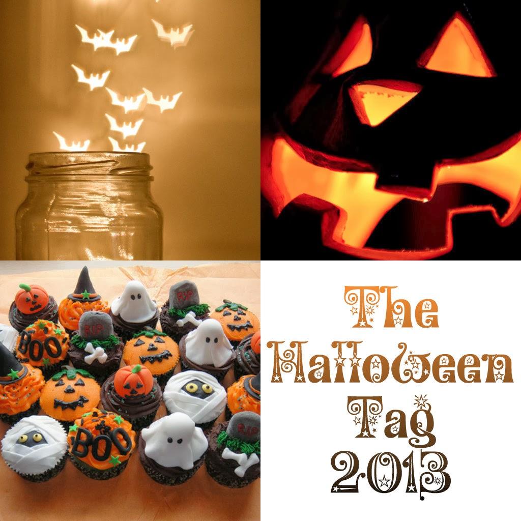The Halloween Tag 2013