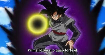 Dragon Ball Super Episódio 50