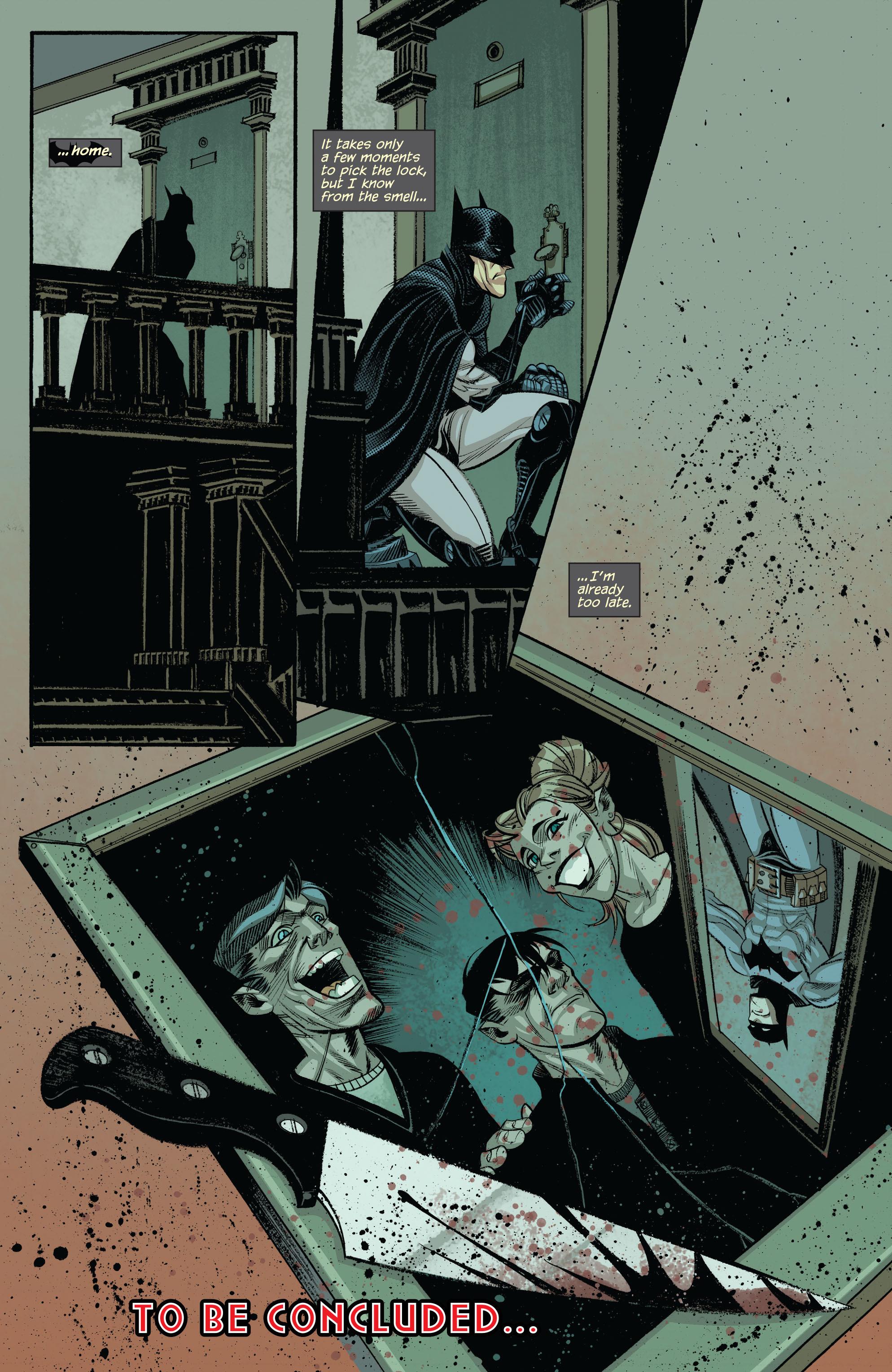Read online Arkham Manor comic -  Issue #5 - 18
