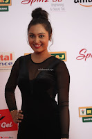 Vennela in Transparent Black Skin Tight Backless Stunning Dress at Mirchi Music Awards South 2017 ~  Exclusive Celebrities Galleries 038.JPG