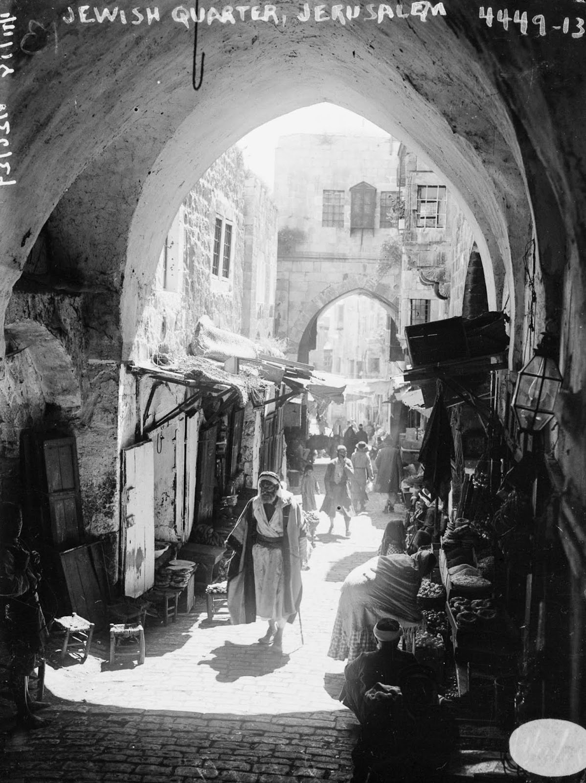 Jerusalem. 1918.