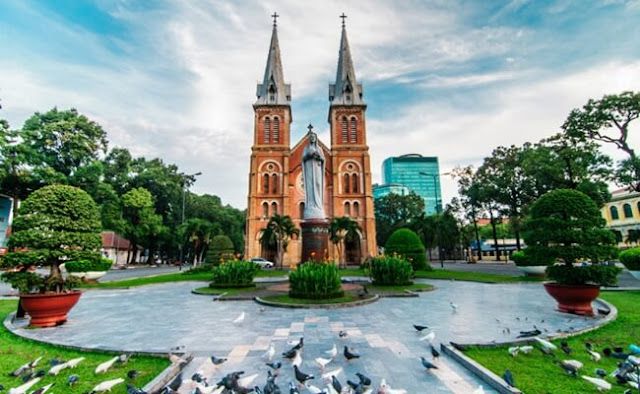 Historical sites in Ho Chi Minh City 4